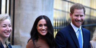 ميغان تفتح النار على العائلة المالكة البريطانية