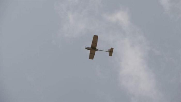قبل وصولها خميس مشيط... التحالف يدمّر طائرة حوثية مفخخة
