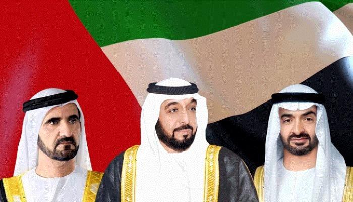 رئيس الإمارات وبن راشد وبن زايد يهنئون رئيس موريشيوس في ذكرى استقلال بلاده
