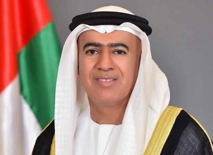 الظاهري يؤكد على متانة العلاقات بين الإمارات والصين
