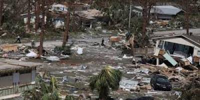 إعصار يضرب ألاباما ويخلف أضرارًا جسيمة