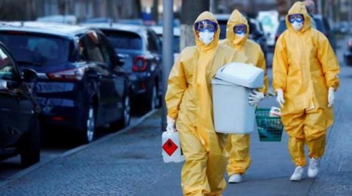 ألمانيا تسجل 7709 إصابات جديدة بكورونا و50 وفاة