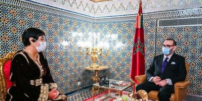 العاهل المغربي يعين امرأة رئيسًا للمجلس الأعلى للحسابات