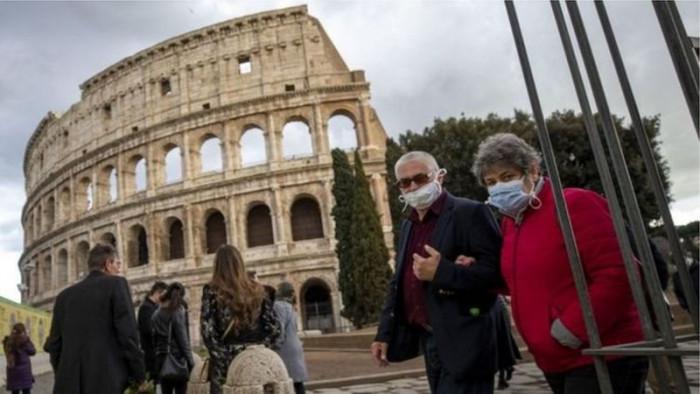 إيطاليا ارتفاع إصابات كورونا بمعدل 18765 إصابة جديدة