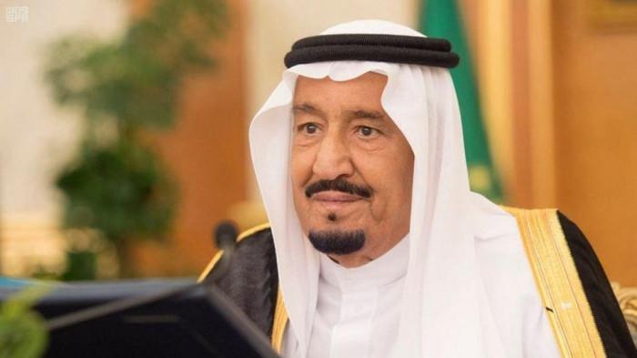 خادم الحرمين يعزي رئيس الإمارات وبن راشد في وفاة الشيخ حمدان
