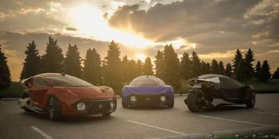 إزاحة الستار عن أسرع سيارة في العالم