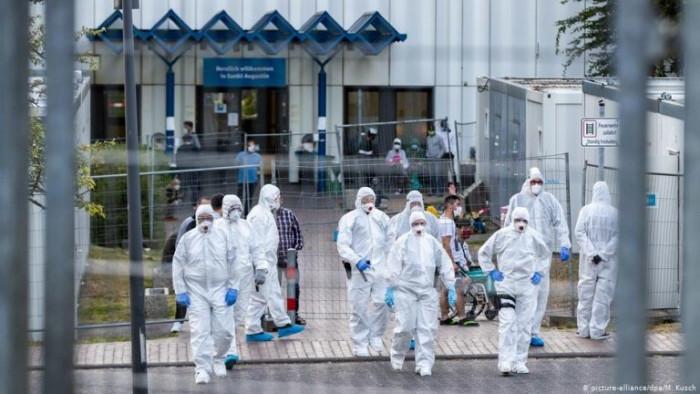 ألمانيا تُسجل 228 وفاة و22657 إصابة جديدة بكورونا