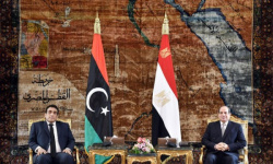 السيسي يؤكد دعم مصر الكامل للسلطة في ليبيا ويدعو إلى إنهاء التدخلات الأجنبية