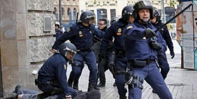 عملية دهس بإسبانيا تصيب 7 أشخاص