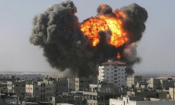 انفجار قوي يهز العاصمة السورية دمشق