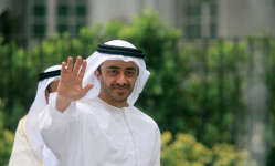 وزير الخارجية الإماراتي يُجري مباحثات مع نظيره الباكستاني