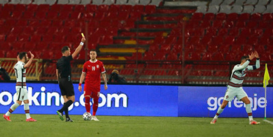 حكم البرتغال وصربيا: اعتذرت عن قرار عدم احتساب هدف رونالدو