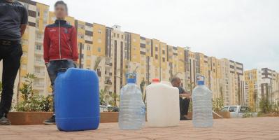 أزمة مياه في الجزائر مع اقتراب الصيف