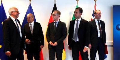 اليوم.. دول أوروبية تبحث الاتفاق النووي الإيراني