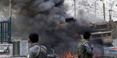 مقتل وإصابة 12 شخصًا في انفجار عبوات ناسفة بأفغانستان