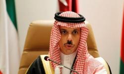 وزير الخارجية السعودي يؤكد على أهمية السلام مع إسرائيل