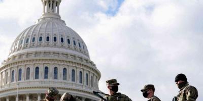 إغلاق مبنى الكونغرس الأمريكي وأنباء عن إطلاق نار