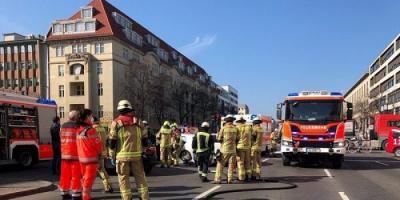 مصرع شخص في حريق بأحد مستشفيات العاصمة الألمانية برلين