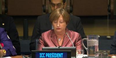 المحكمة الجنائية الدولية تشيد بقرار بايدن بشأن العقوبات
