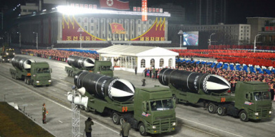 3 دول تبدي قلقها إزاء نووي كوريا الشمالية