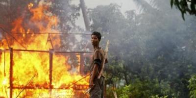 مقتل 6 شرطيين في ميانمار بـ3 قنابل يدوية
