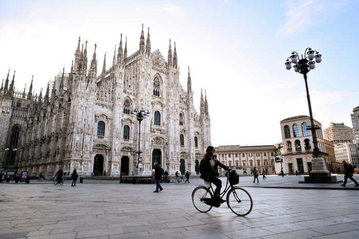 إيطاليا تدخل إغلاقًا صارمًا لمدة 3 أيام