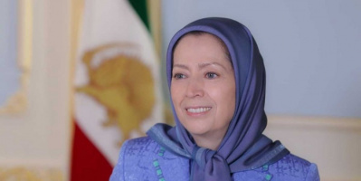 رجوي: المجتمع الإيراني على وشك الانفجار من ظلم الملالي