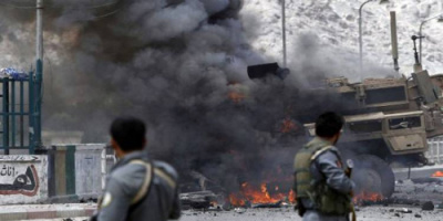 مقتل وإصابة 5 عناصر من قوات الأمن الأفغانية إثر انفجار عبوة ناسفة