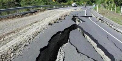 زلزال بقوة 5.8 ريختر يضرب الجزيرة الشمالية فى نيوزيلندا