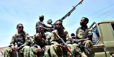 الجيش الصومالي يستعيد المناطق الواقعة على الضاحية الجنوبية