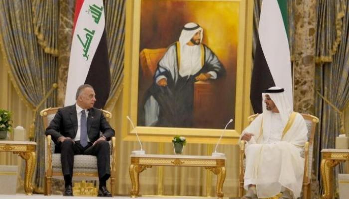 الكاظمي: الإمارات موطن نجاح ومواقفها مع العراق لا تنسى