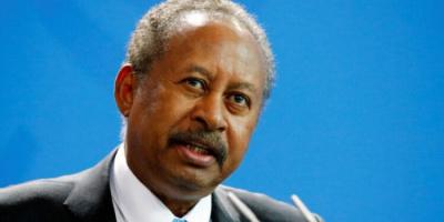 رئيس الوزراء السوداني يبحث مع وزير الخارجية الأمريكي تحقيق الاستقرار بالإقليم