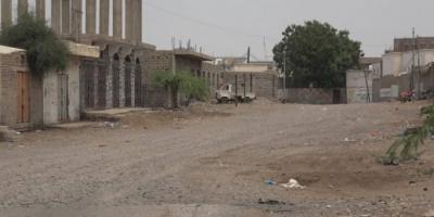 قصف مدفعي حوثي على الجروبة في الحديدة