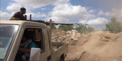 إحباط هجوم حوثي لاختراق الخطوط الأمامية في حيس