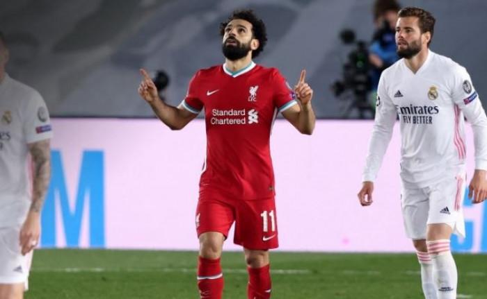 بعد هدفه بمرمى الريال.. صلاح يحقق رقما للمرة الأولى في مسيرته