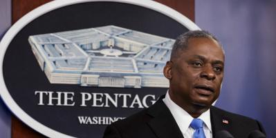 موعد زيارة وزير الدفاع الأمريكي إلى إسرائيل
