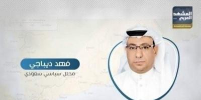 ديباجي مُهاجمًا إيران ومليشياتها: يرفعون الشعارات ضد اليهود.. ويستهدفون السعودية فقط