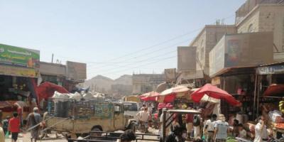شوارع ردفان تستقبل رمضان بازدحام مروري