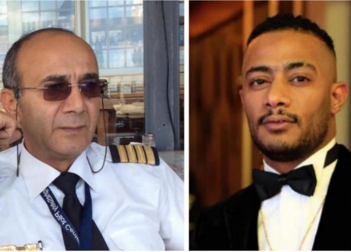 أول رد من محمد رمضان بعد إلزامه بتعويض الطيار أشرف أبو اليسر 6 ملايين جنيه