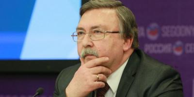 روسيا: لا يمكن رفع العقوبات عن إيران بشكل سريع