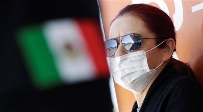 كورونا في المكسيك.. 596 وفاة و5499 إصابة