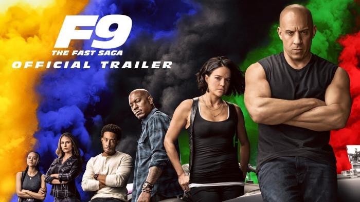 عرض فيلم Fast & Furious 9 في الصين