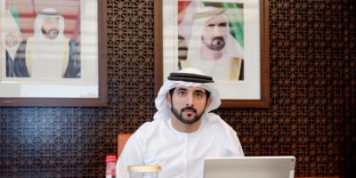 """""""حمدان بن راشد"""": مستمرون في التطوير والتحسين لمواكبة المتغيرات العالمية في مجال الخدمات الحكومية"""