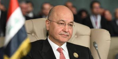 الرئيس العراقي يصادق على الموازنة العامة للعام الحالي