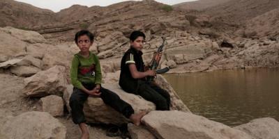 أطفال اليمن.. أوجاعٌ خلّفتها حرب الحوثي الغاشمة