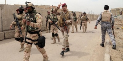 إحباط دخول إرهابيين من سوريا وضبط 24 صاروخًا بالعراق