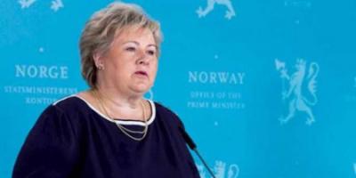 لخرقها الاجراءات الاحترازية.. تغريم رئيسة وزراء النرويج