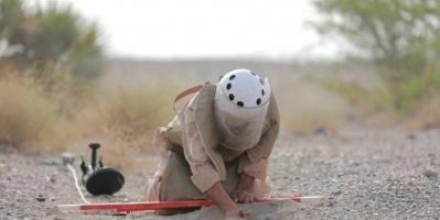 جهود مسام الميدانية.. مشروع إنساني يُتلِف إرهاب المليشيات الحوثية