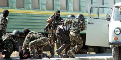 روسيا تُعلن إحباط هجوم إرهابي في القرم