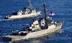 أمريكا تُرسل مدمرتين إلى البحر الأسود على خلفية التوتر بين روسيا وأوكرانيا